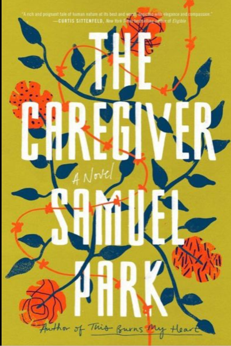 Book of the week–The Caregiver