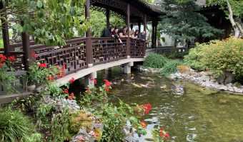 Portland's Lan Su Garden