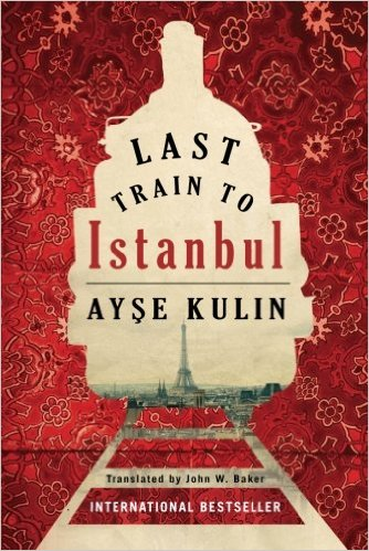 Book of the week–Last Train to Istanbul